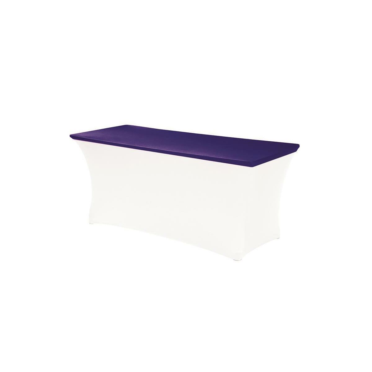 expand budget tischplattenbezug schonbezug stretch f r 183cm tische table topper blau. Black Bedroom Furniture Sets. Home Design Ideas