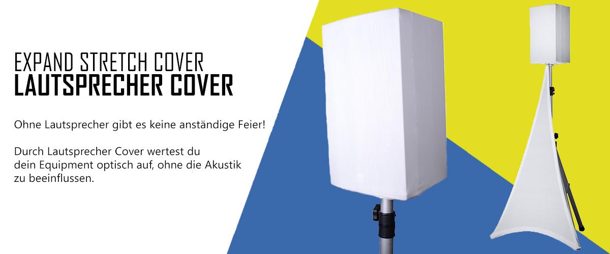 Hussen und Cover für Lautsprecher